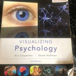 Visualizing Psychology Textbook